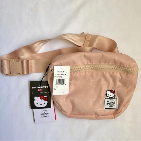 780ce8e4b97 ... x Hello Kitty Fanny Pack! NWT. Herschel Supply Company.  M 5cc0dd849d3b782b3b80a62a. M 5cc0dd857a81733ee8e1152c.  M 5cc0dd87a20dfc1e4337187a